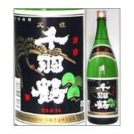 千羽鶴 華撰 1800ml瓶 佐藤酒造 大分県 化粧箱なし【取寄商品】