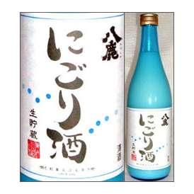 【取寄商品】八鹿 にごり酒 720ml瓶 八鹿酒造 大分県 化粧箱なし