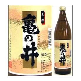 亀の井 上撰 900ml瓶 亀の井酒造 大分県 化粧箱なし【取寄商品】
