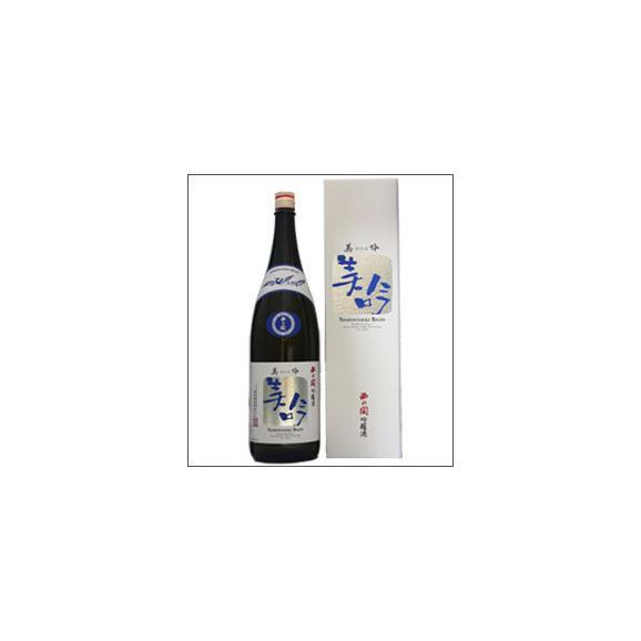 西の関 美吟 吟醸酒 1800ml瓶 萱島酒造 大分県 化粧箱入01