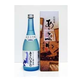【北海道 旭川の地酒】 国士無双 純米大吟醸 あさひかわ