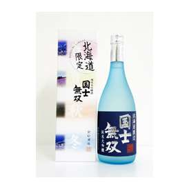 【北海道 旭川の地酒】 国士無双 純米大吟醸 彗星 北海道限定