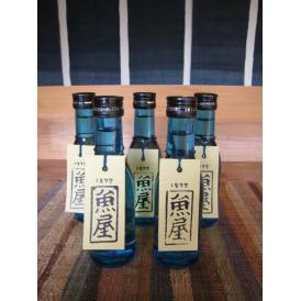 ほ穂 純米吟醸酒 椿の花酵母 25BY 【180ml × 5本】