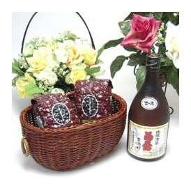 母の日♪【贈り物】泡盛古酒を好まれる方へ♪   菊之露 3年古酒 25度 720ml(沖縄県)+オススメ珈琲豆(特注ブレンド200g、ハッピーブレンド200g)