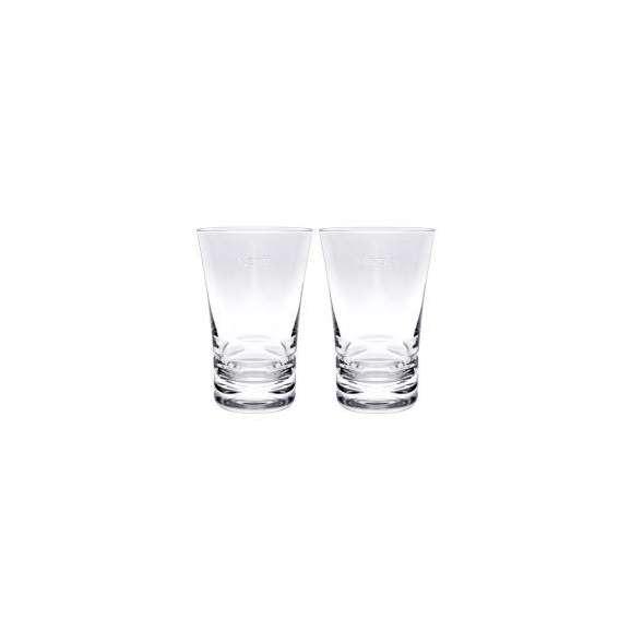 【送料無料】【名入れ】バカラ ローラ ハイボールペア レリーフグラス