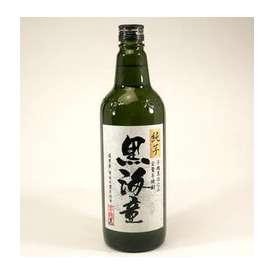【限定】濱田酒造 全量芋焼酎  芋麹黒仕込み 黒海童 25度 720ml 【芋単品】