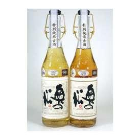 【送料無料】【限定品古酒】飲み比べ2本セット[福島県] 【ちょっと贅沢な地酒】