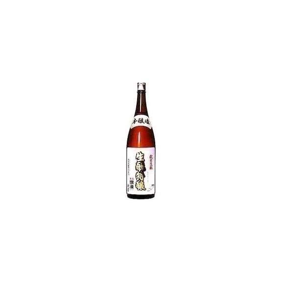 秋田銘醸爛漫生もと特醸本醸造1800ml【秋田銘醸】
