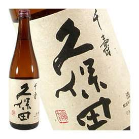 朝日酒造 久保田 千寿 特別本醸造 720ml(日本酒) 【朝日酒造】