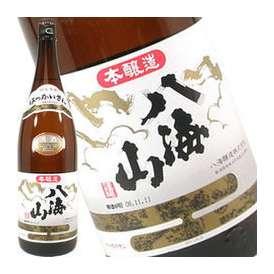 八海醸造 八海山 本醸造 1800ml(日本酒) 【八海醸造】
