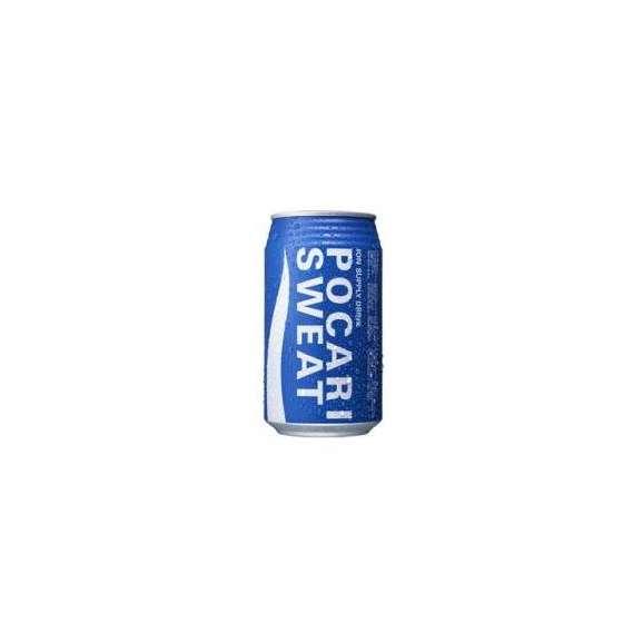 【送料無料】ポカリスエット缶340ml×24