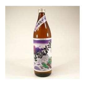 【送料無料12本セット】 限定】濱田酒造 鹿児島産 紫芋芋焼酎  薩摩富士 25度 900ml
