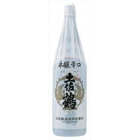 【送料無料6本セット】土佐鶴酒造 土佐鶴 本醸辛口 本醸造 1800ml×6本