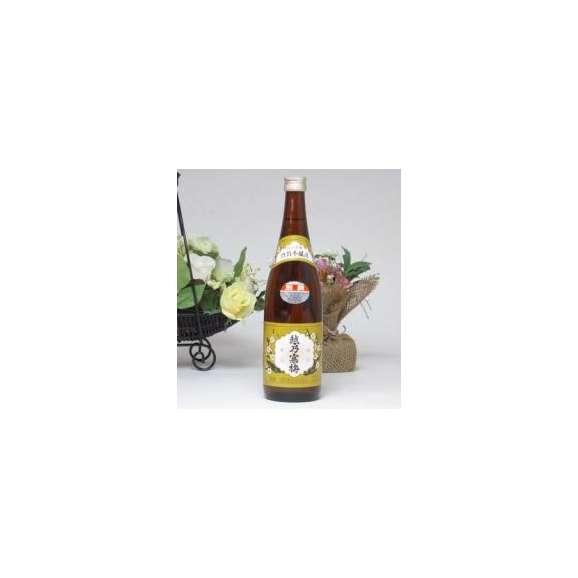 【送料無料6本セット】石本酒造 別撰 越の寒梅 特別本醸造 720ml×6本(日本酒)01