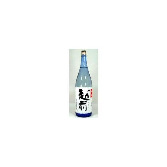 【送料無料6本セット】寿喜娘酒造越前純米1800ml×6本