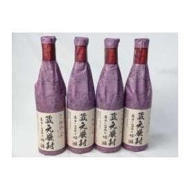 4本セット 大吟醸をブレンド 頚城酒造 蔵元厳封 香りとうまみの吟醸 越後杜氏の里 720ml×4本 (新潟県)年に一度の限定醸造