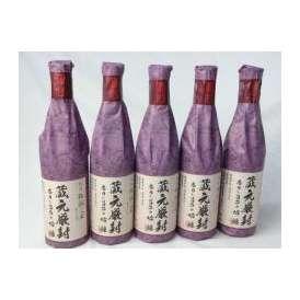 5本セット 大吟醸をブレンド 頚城酒造 蔵元厳封 香りとうまみの吟醸 越後杜氏の里 720ml×5本 (新潟県)年に一度の限定醸造
