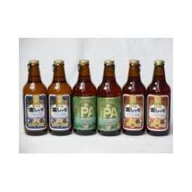 クラフトビールパーティ6本セット 金しゃちピルスナー330ml×2本 IPA330ml×2本 金しゃちアルト330ml×2本