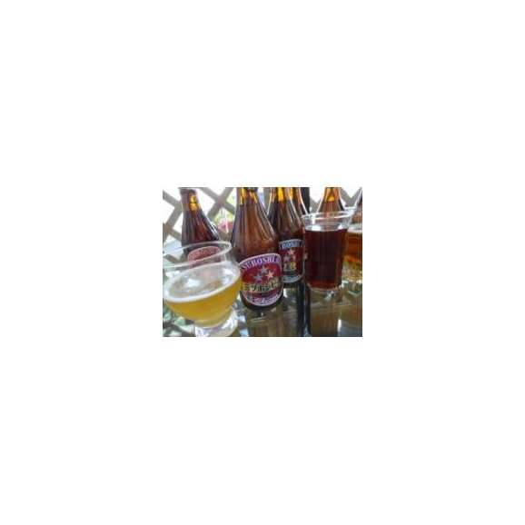 クラフトビールパーティ6本セット 名古屋赤味噌ラガー330ml×3本 ミツボシウィンナスタイルラガー330ml×3本02