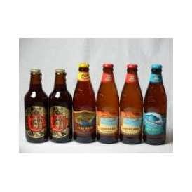 クラフトビールパーティ6本セット 名古屋赤味噌ラガー330ml×2本 ハワイコナビールファイアーロック・ペールエール355ml ロングボードアイランドラガー355ml×2本 ビッグウェーブ・ゴールデン