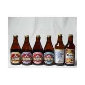 クラフトビールパーティ6本セット プラチナエール330ml 金しゃちアルト330ml ミツボシヴァイツェン330ml ミツボシウィンナスタイルラガー330ml ミツボシピルスナー330ml ミツボシペ