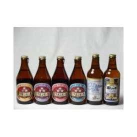クラフトビールパーティ6本セット プラチナエール330ml 金しゃちピルスナー330ml ミツボシヴァイツェン330ml ミツボシウィンナスタイルラガー330ml ミツボシピルスナー330ml ミツボ
