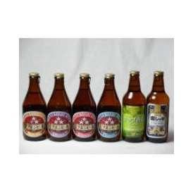 クラフトビールパーティ6本セット ホップ香る330ml 金しゃちピルスナー330ml ミツボシヴァイツェン330ml ミツボシウィンナスタイルラガー330ml ミツボシピルスナー330ml ミツボシペ