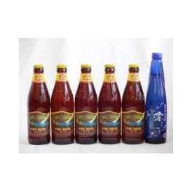 クラフトビールパーティ6本セット ハワイコナビール(ビッグウェーブ・ゴールデンエール355ml×5)日本酒スパークリング清酒(澪300ml)