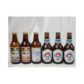 クラフトビールパーティ6本セット プラチナエール330ml 金しゃちピルスナー330ml 金しゃちアルト330ml 常陸野ネストホワイトエール330ml×3