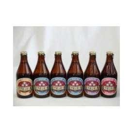 クラフトビールパーティ6本セット ミツボシウィンナスタイルラガー330ml ミツボシピルスナー330ml×3 ミツボシペールエール330ml×3 ミツボシヴァイツェン330ml