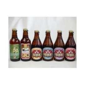 クラフトビールパーティ6本セット IPA330ml 金しゃちアルト330ml ミツボシウィンナスタイルラガー330ml ミツボシピルスナー330ml ミツボシペールエール330ml ミツボシヴァイツェ