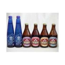 スパークリングパーティ6本セット 日本酒スパークリング清酒(澪300ml)×2 (ミツボシビール ウィンナスタイルラガー330ml ミツボシビール ピルスナー330ml ミツボシビール ペールエール3