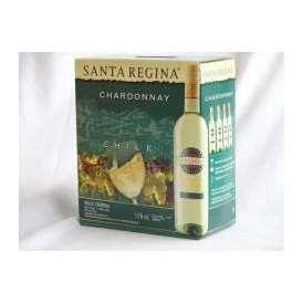 2本セット チリ大容量飲み比べセット(サンタ・レジーナ シャルドネ 白ワイン  3000ml×2本)