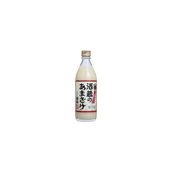 国盛酒蔵のあまざけ(甘酒)ノンアルコール(甘酒)ノンアルコール米麹500ml×10本中埜酒造(愛知)