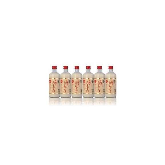 国菊有機米あまざけ(甘酒)ノンアルコール500ml×6本篠崎(福岡)01