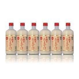 国菊有機米あまざけ(甘酒)ノンアルコール500ml×7本篠崎(福岡)