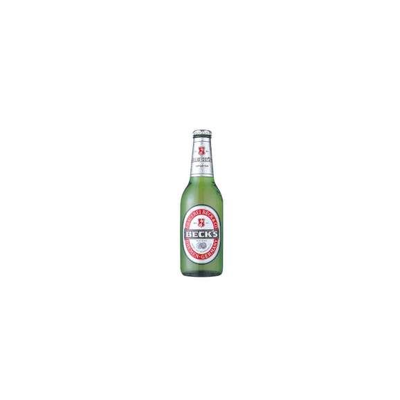 【送料無料】ベックス 330ml×24 ドイツ 【海外ビール】01