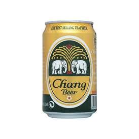 【送料無料】チャーン ビール 缶 330ml×24 タイ 【海外ビール】