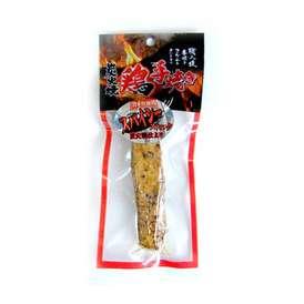 宮崎県産鶏照り焼き 竹森 宮崎スパイシ−スティック炭火焼35g 【宮崎県産鶏】