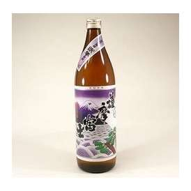 【限定】濱田酒造 鹿児島産 紫芋芋焼酎  薩摩富士 25度 900ml 【芋単品】