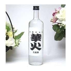 華 火 生詰原酒  山廃 720ml [三重県] 【安達本家酒造】