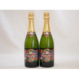 名護産パイナップルスパークリングワイン(沖縄県)720ml×2