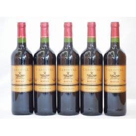 フランス赤ワイン カルディヴァル ・ルージュ 750ml×5