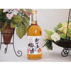 紀州産南高梅100% おばあちゃんの梅酒 中埜酒造 720ml×1