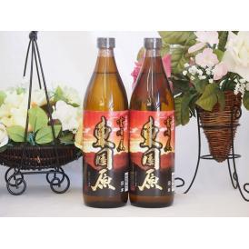 本格芋焼酎 東国原 25度 神楽酒造(鹿児島県)900ml×2本