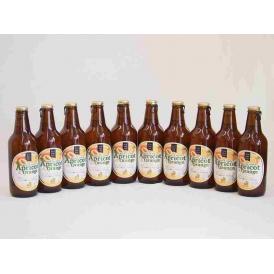 フルーツドラフト アプリコット&オレンジ 発泡酒 金しゃちビール(愛知県)330ml×10本