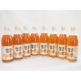 8本セット(八鹿の酒蔵で造った梅酒(大分)) 500ml×8本