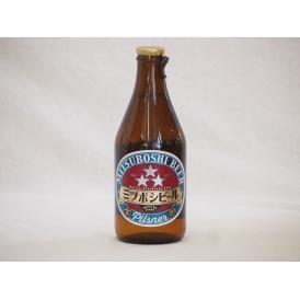 尾張名古屋クラフトビール ミツボシピルスナーalc.5%金しゃち 330ml×1本