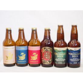 クラフトビール6本セット(アルト ピルスナー プラチナエール 横浜ピルスナー 横浜ラガー 名古屋赤味
