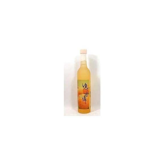 【送料無料12本セット】櫻の郷醸造 柚子リキュール ゆず可憐 500ml×12本 【リキュールセット】01